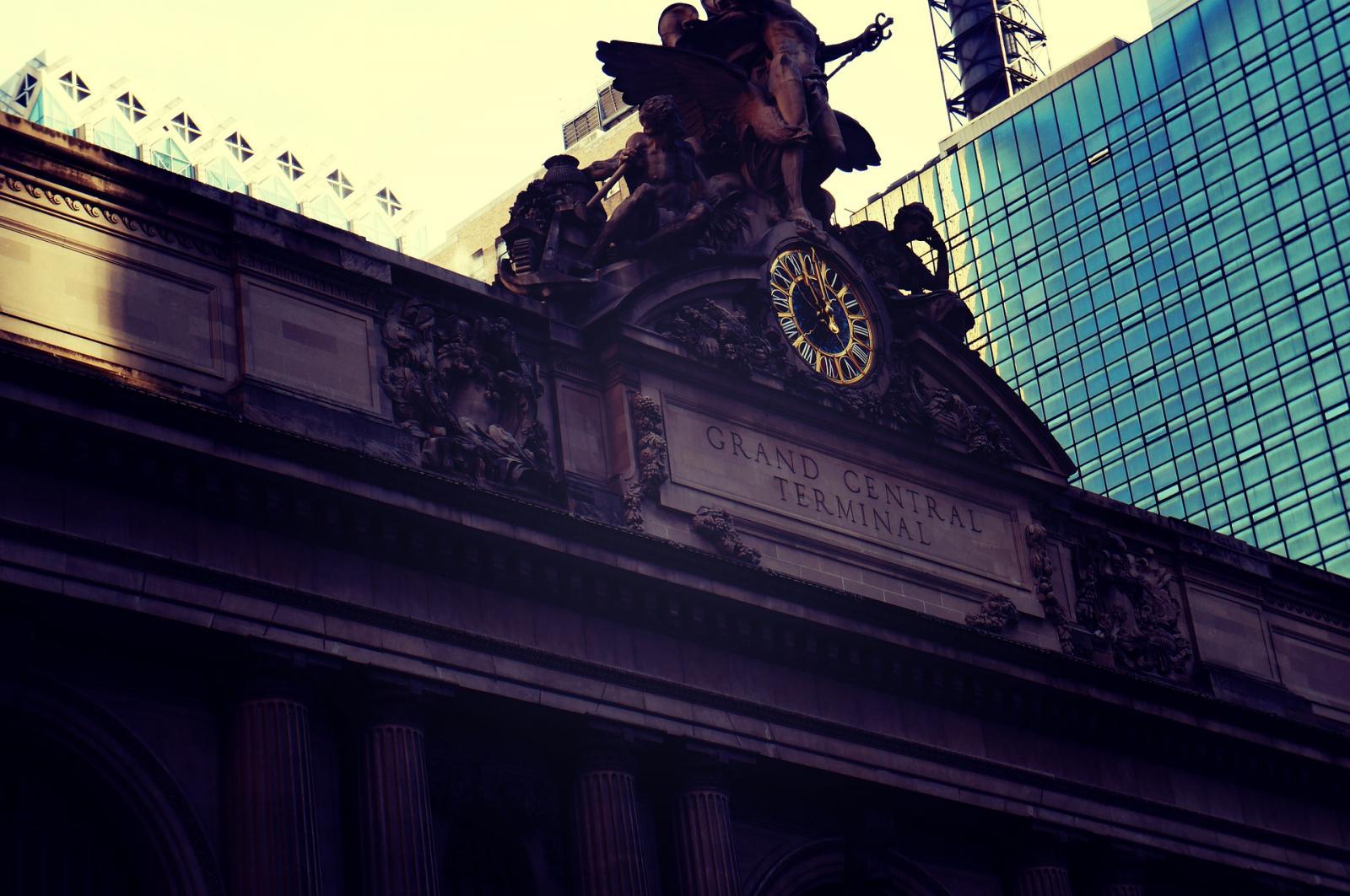 Gran Central Station de Nueva York
