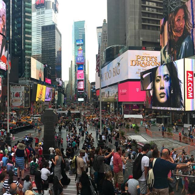Times Square en NYC