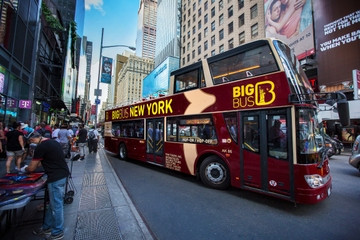 Bus turístico Nueva York: Big Bus