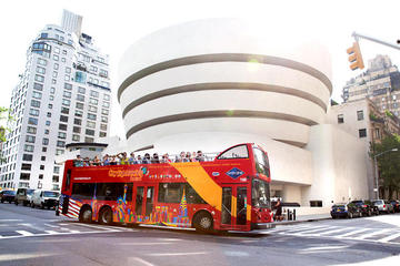 Hop on hop off nueva york: grey line