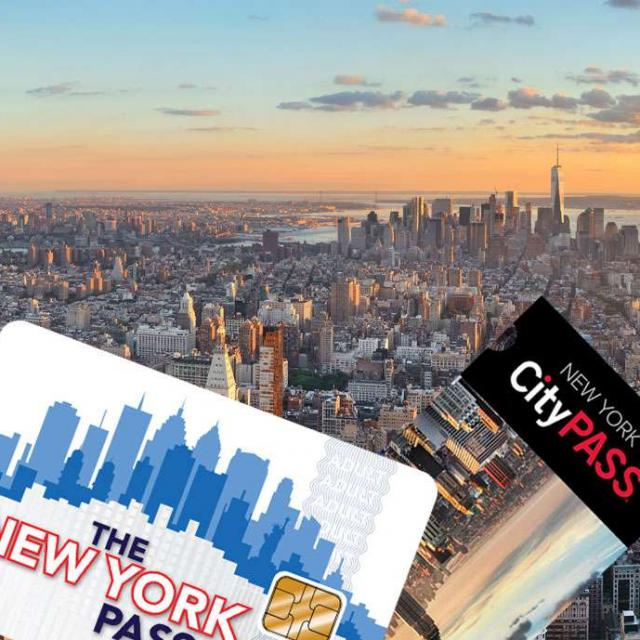 Encuentra tu pase ideal: ¿New York Pass o City Pass?