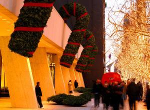 Comprar de Navidad en Nueva York: escaparates