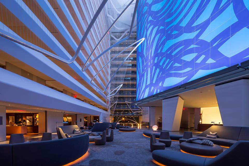 Conrad Hotel: mejores hoteles de nueva york
