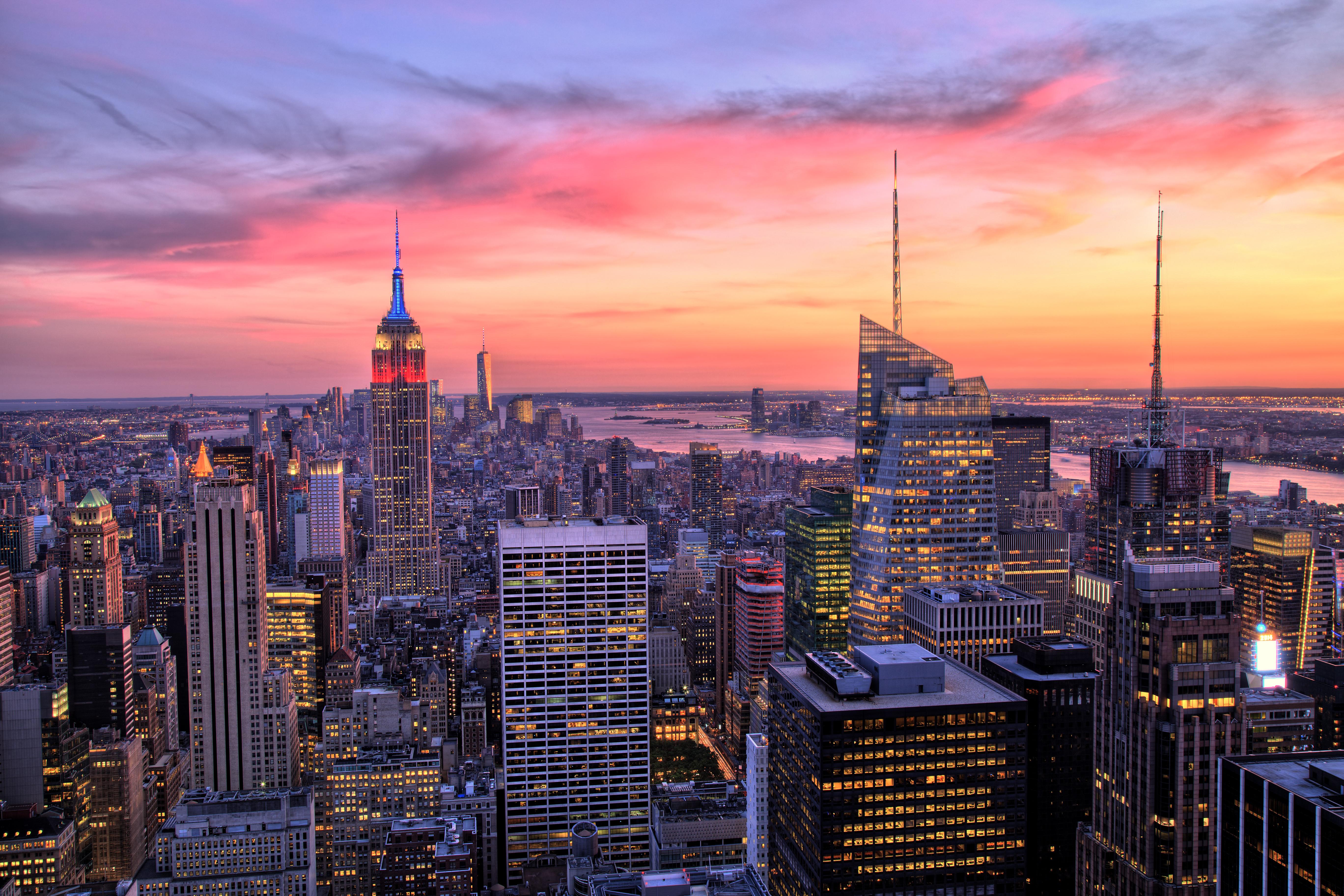 Amor En Nueva York Los 10 Sitios Más Románticos