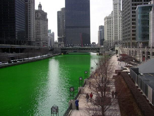 San Patricio en Chicago