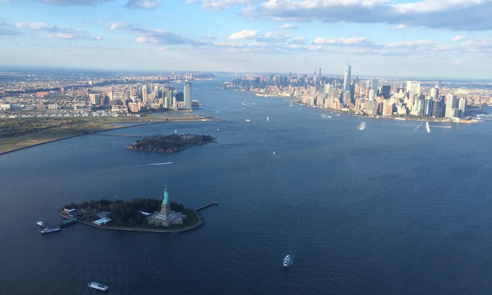 Big Apple Tour: vuelo en helicóptero Nueva York
