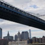 El Manhattan Bridge de Nueva York
