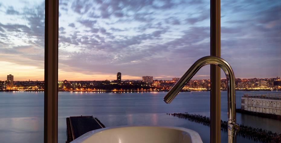 Mejores hoteles de Nueva York: Standard hotel