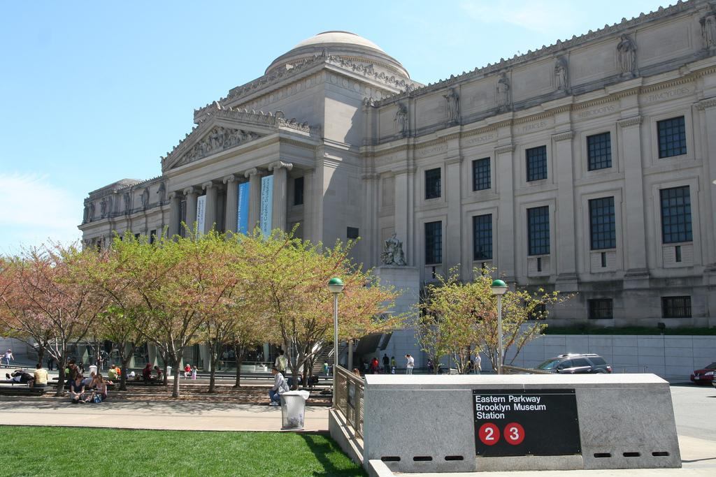 Brooklyn Museum en Nueva York