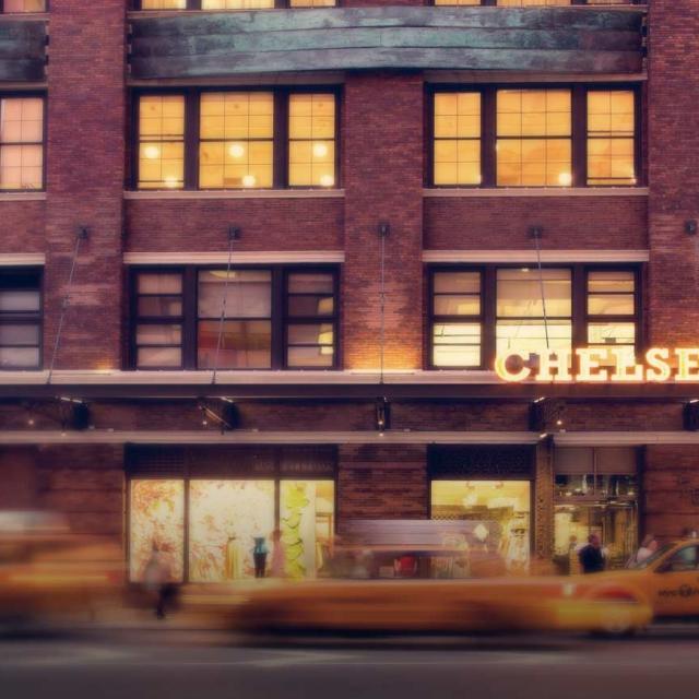 El Chelsea Market de Nueva York
