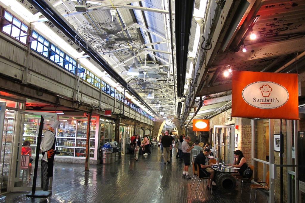 Mercado de Chelsea en Nueva York