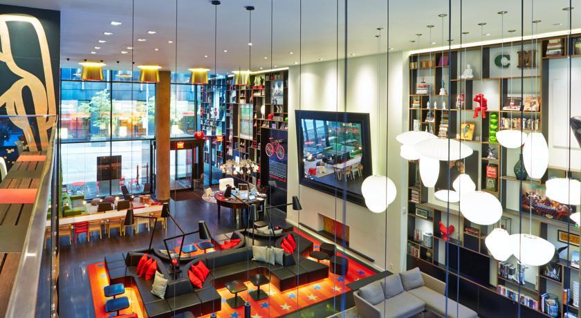CitizenM: uno de los mejores hoteles de Times Square