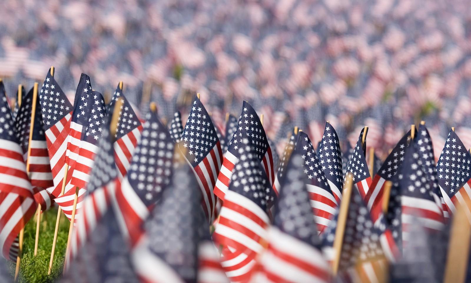 Nueva York en Mayo: Memorial Day