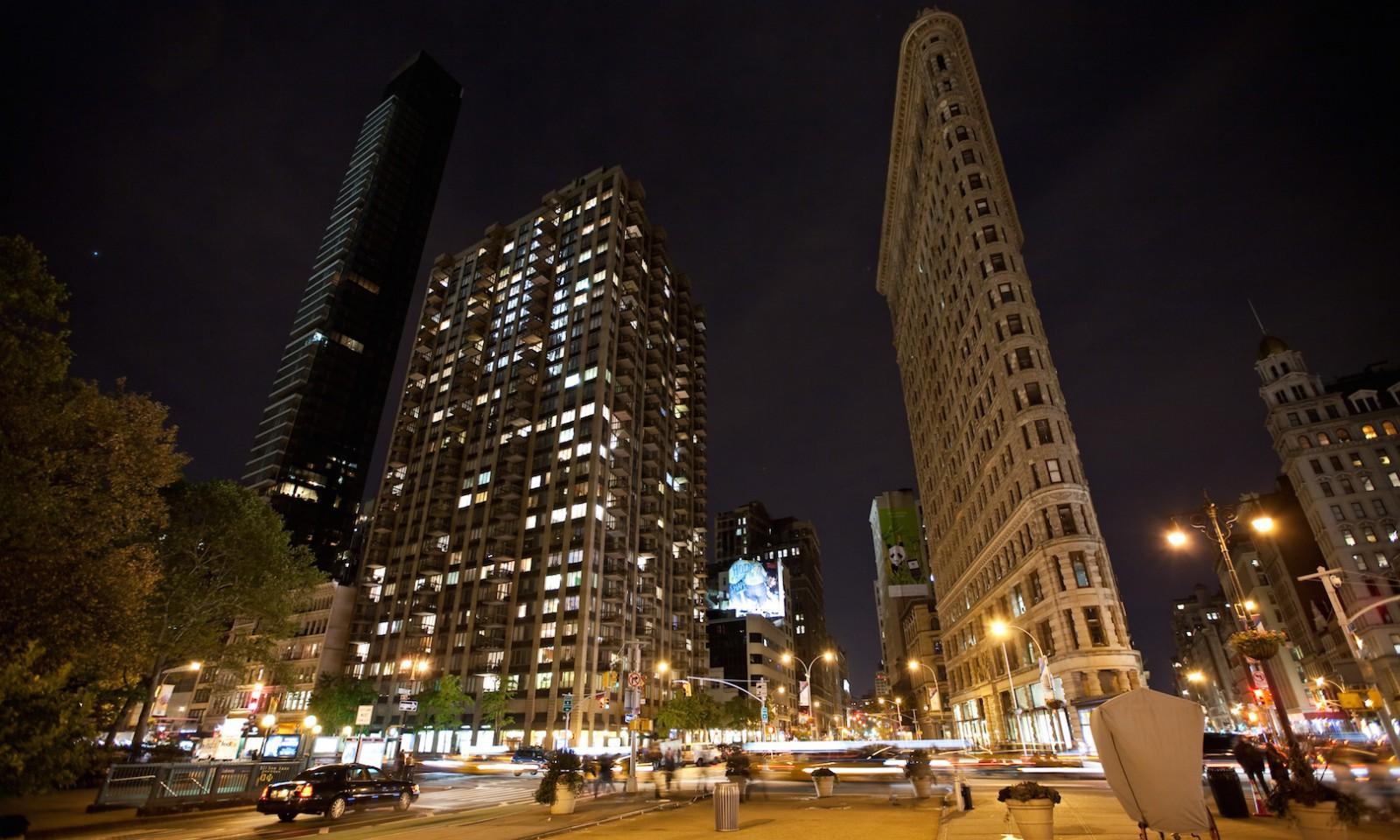 Edificio Flatiron, Nueva York