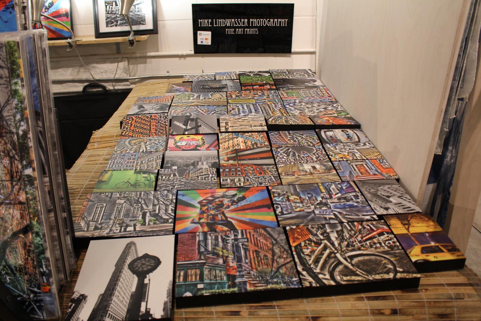 Arte en el Chelsea Market, Nueva York