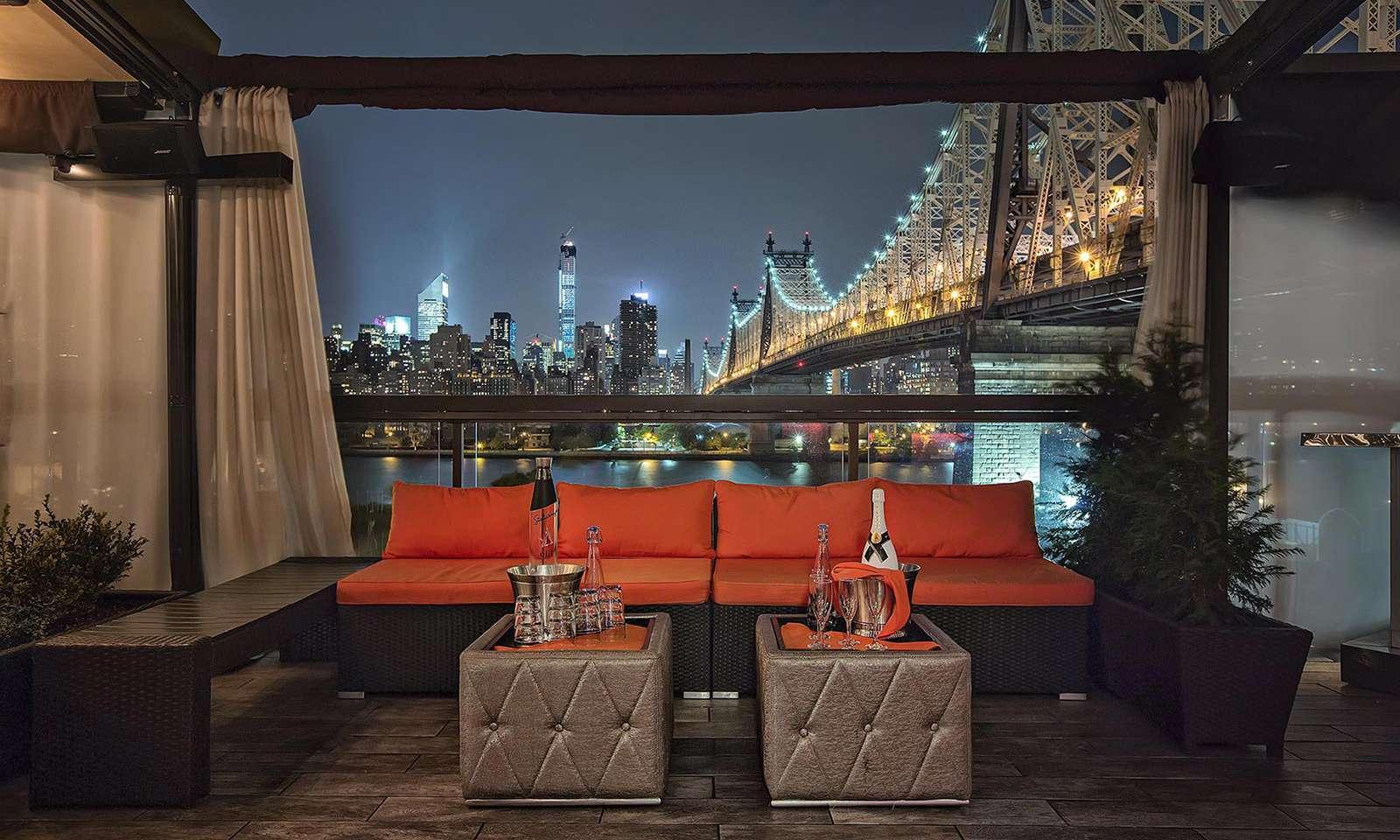 Penthouse 808 rooftop bar new york