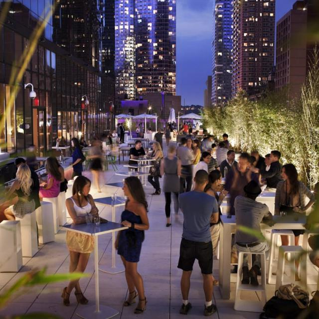 Los 10 mejores hoteles en Times Square