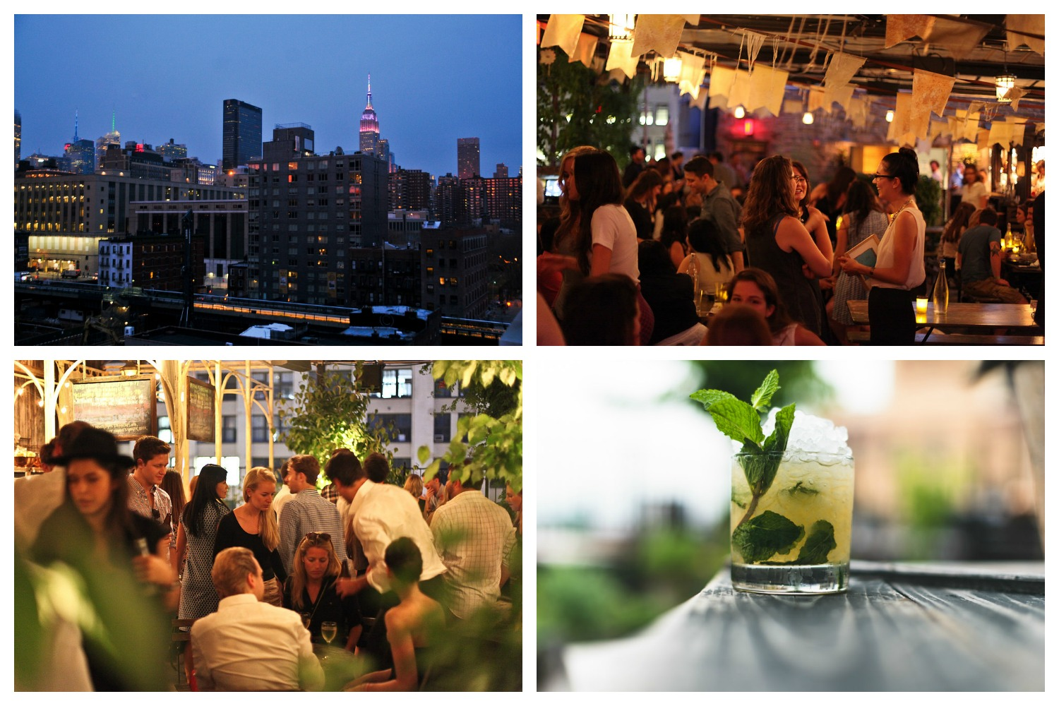 Rooftop Bar New York: Gallow Green