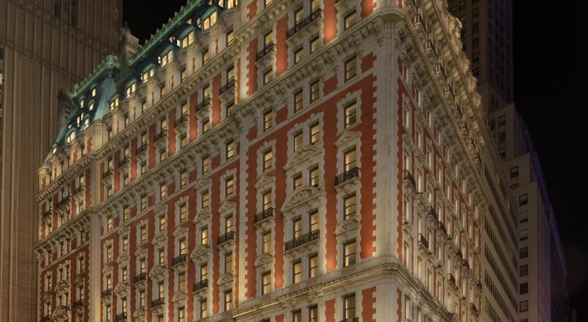 Hoteles en Times Square: Knickerboocker