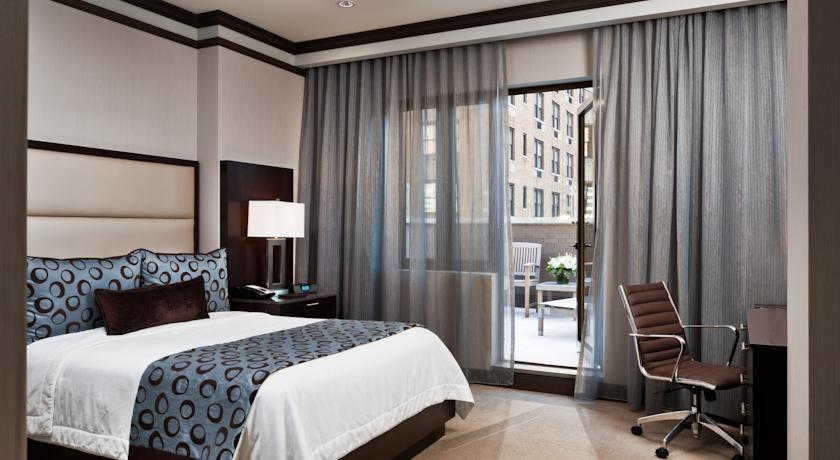The Pearl, hotel de lujo en Times Square
