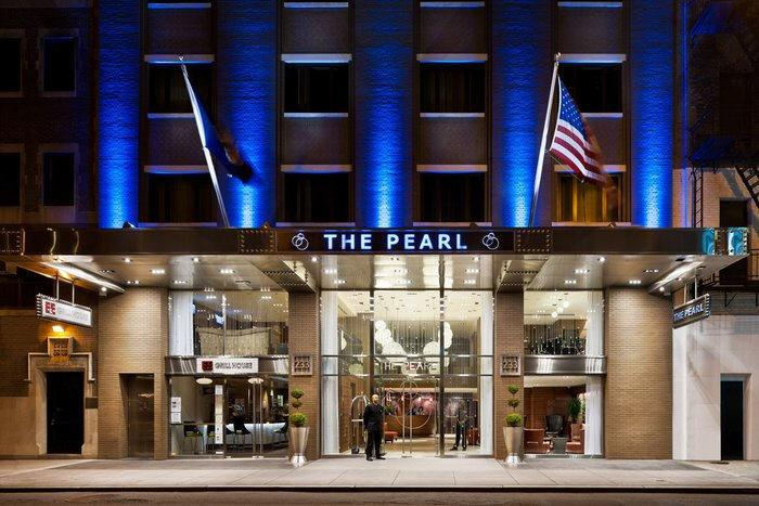 The Pearl: hotel en Times Square