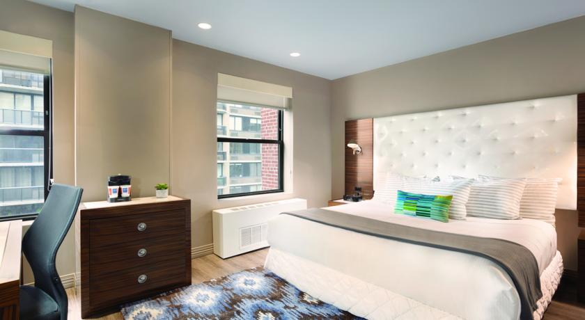 Hotel en Times Square: Tryp hotel