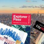 Comparativa de las tarjetas City Pass, New York Pass y Explorer Pass