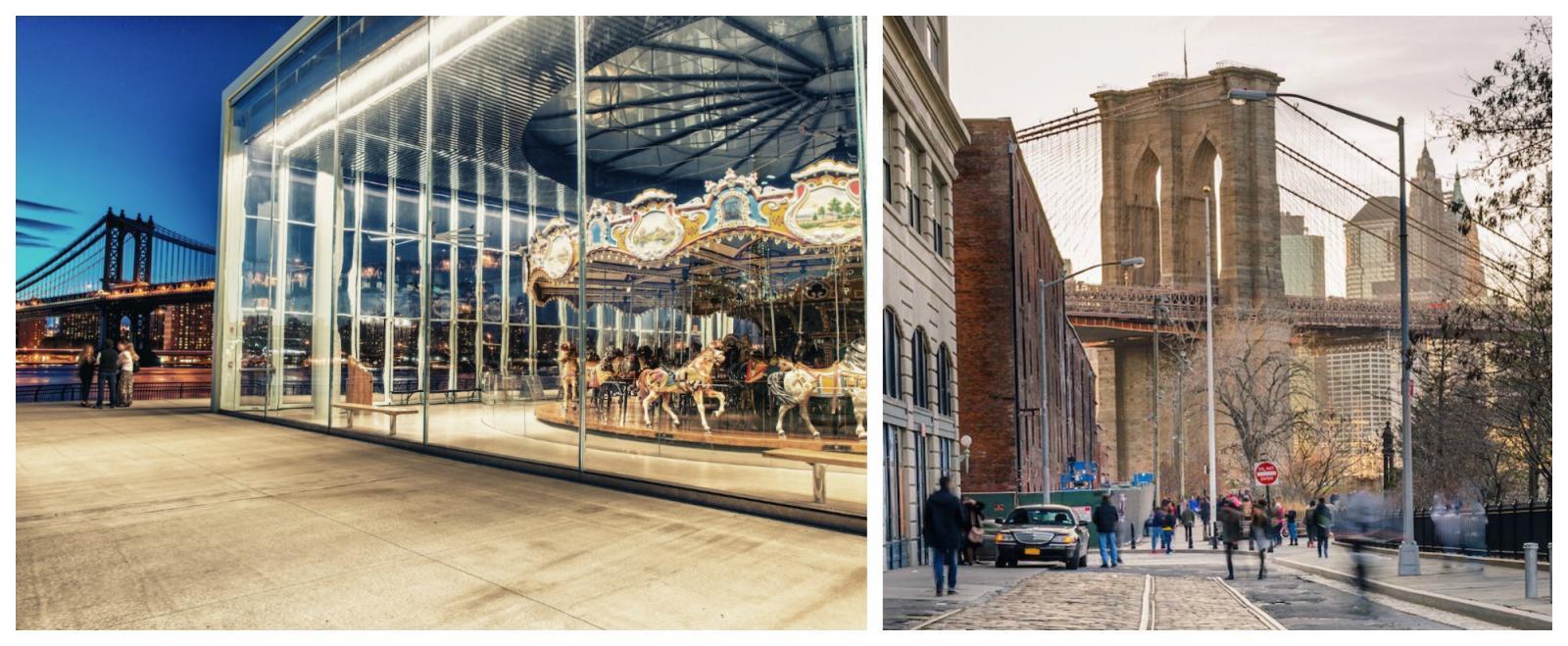 Cosas que visitar en Nueva York: Dumbo