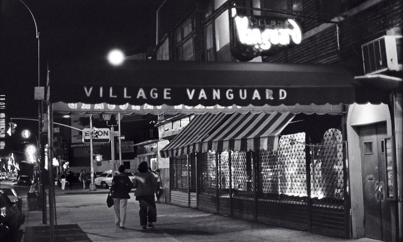 Lugares que visitar en Nueva York: Village Vanguard