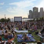 Cine en Nueva York, gratis y al aire libre