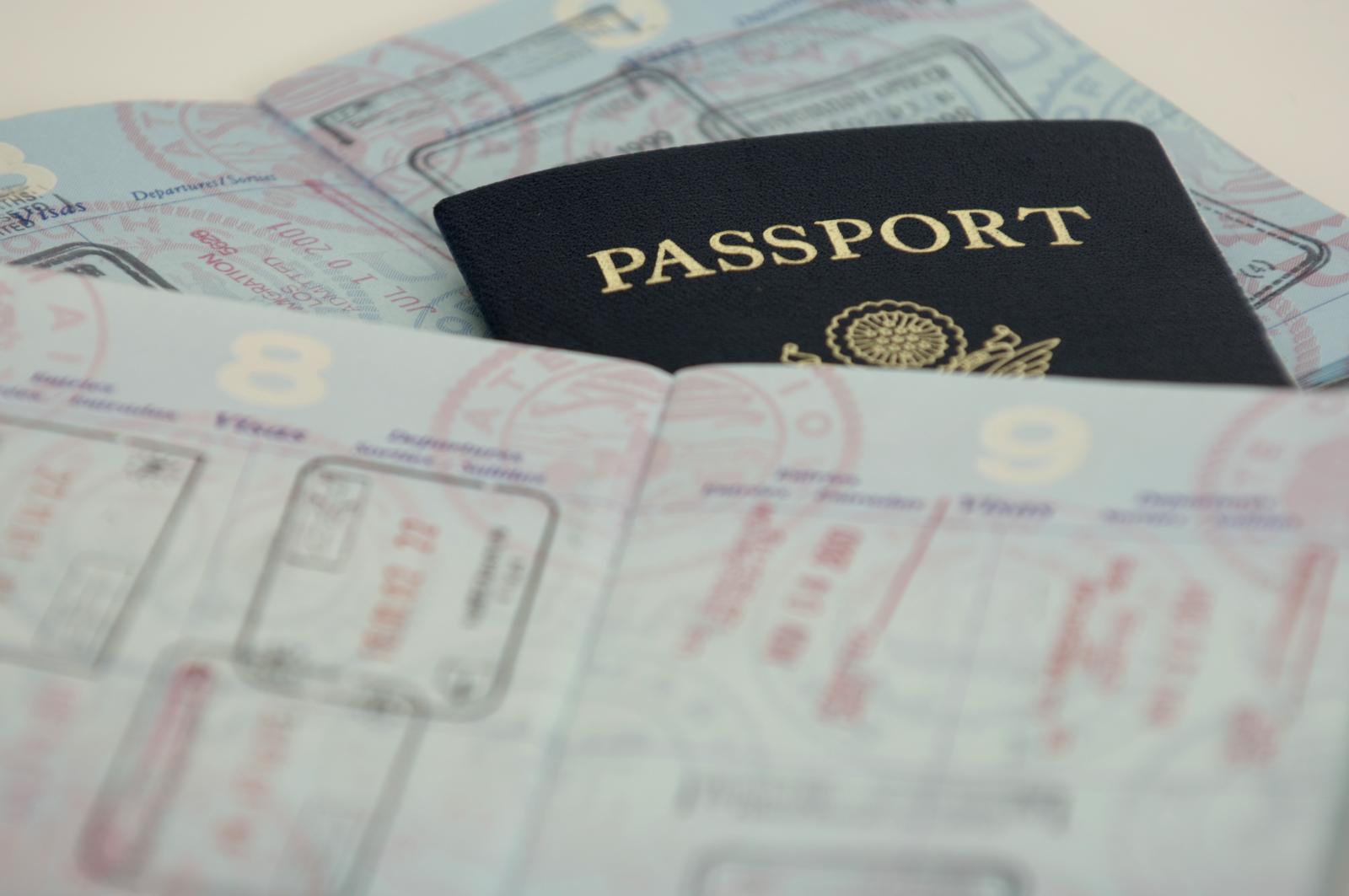 Visas para estados unidos: pasaporte