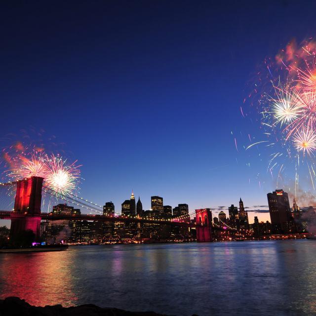 El 4 de Julio en Nueva York