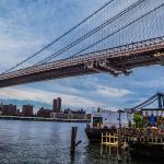 Bares y restaurantes en Nueva York con vistas al agua