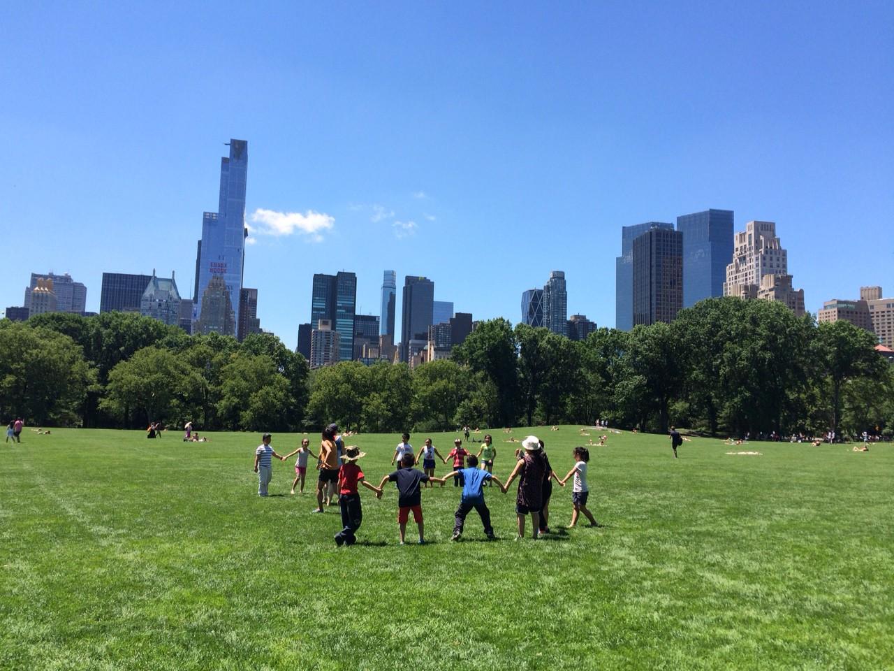 Que hacer en verano en central park