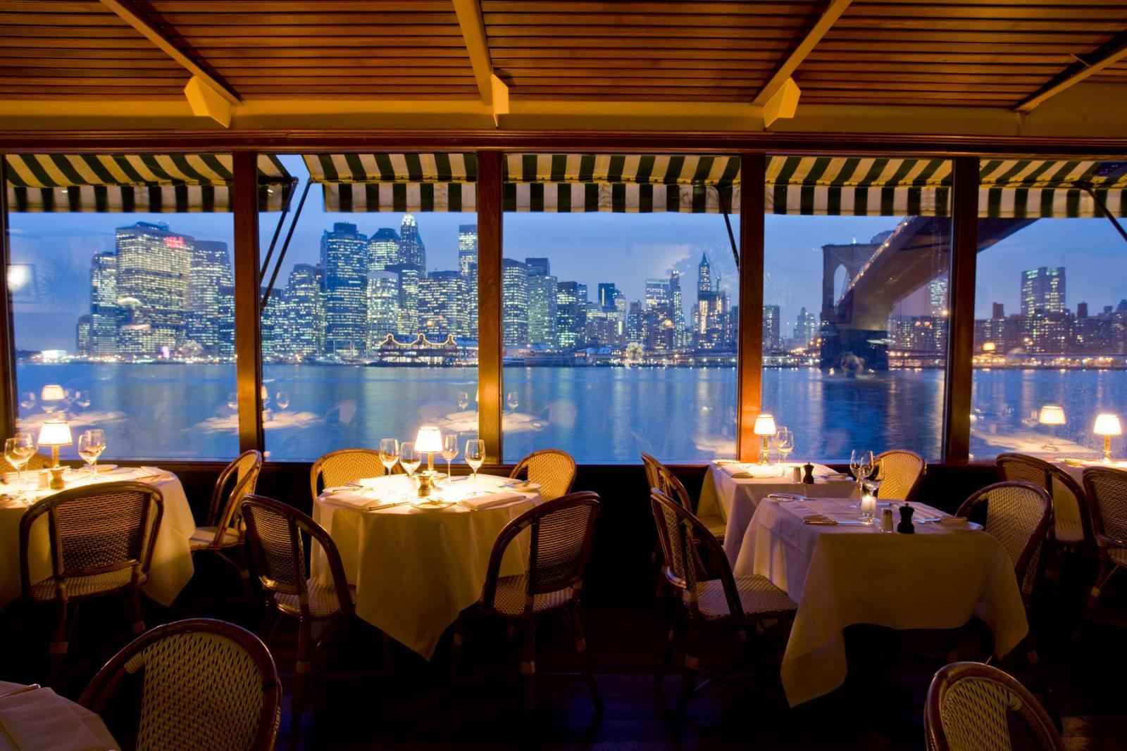 River Cafe Restaurant Brooklyn New York