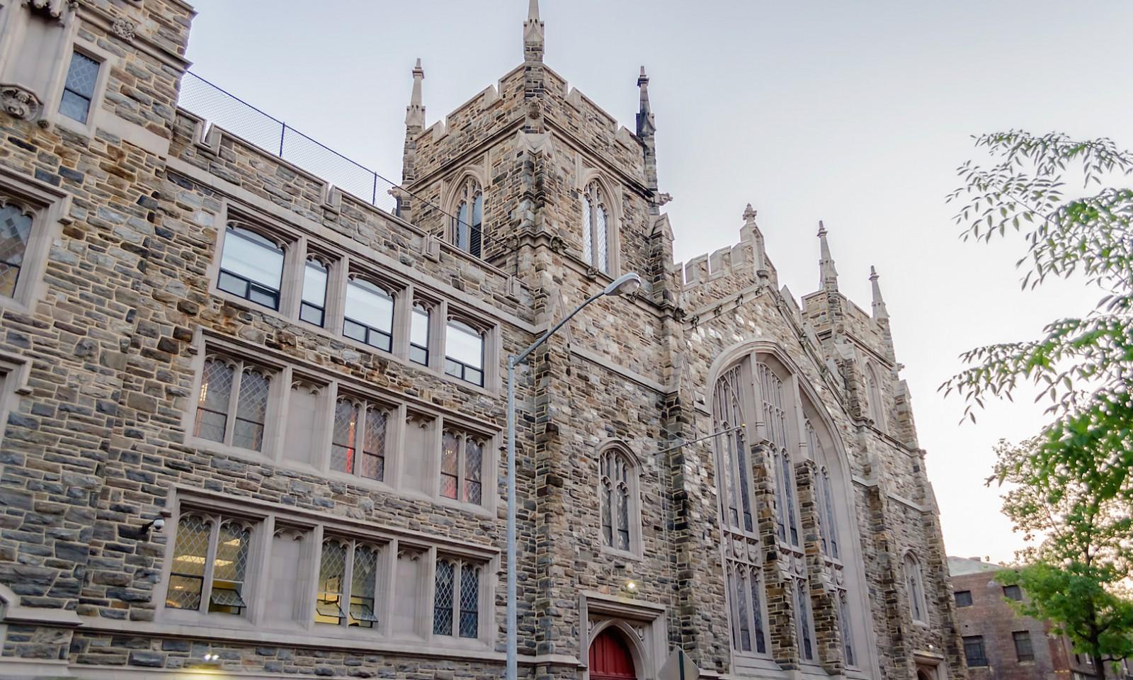 Abyssinian Baptist Church en Harlem