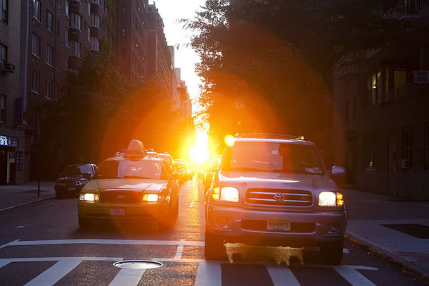 Manhattanhenge-by-Dan-Nguyen-@-New-York-City