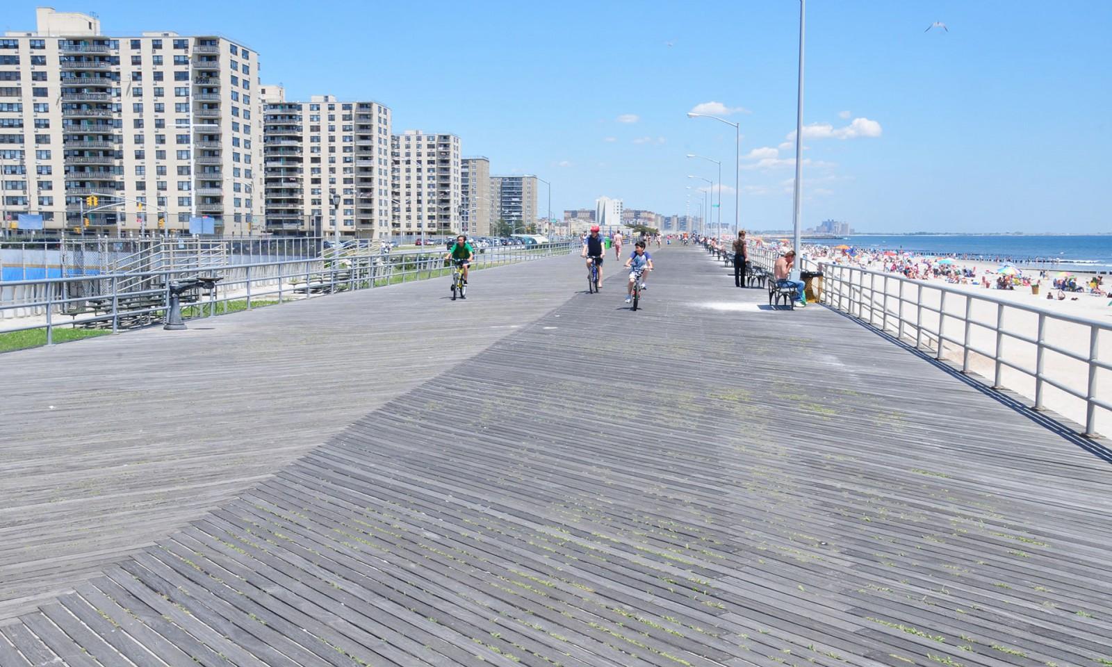 Playas de Nueva York: Rockaway beach