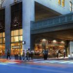 Mercado gastronómico Urbanspace en Midtown