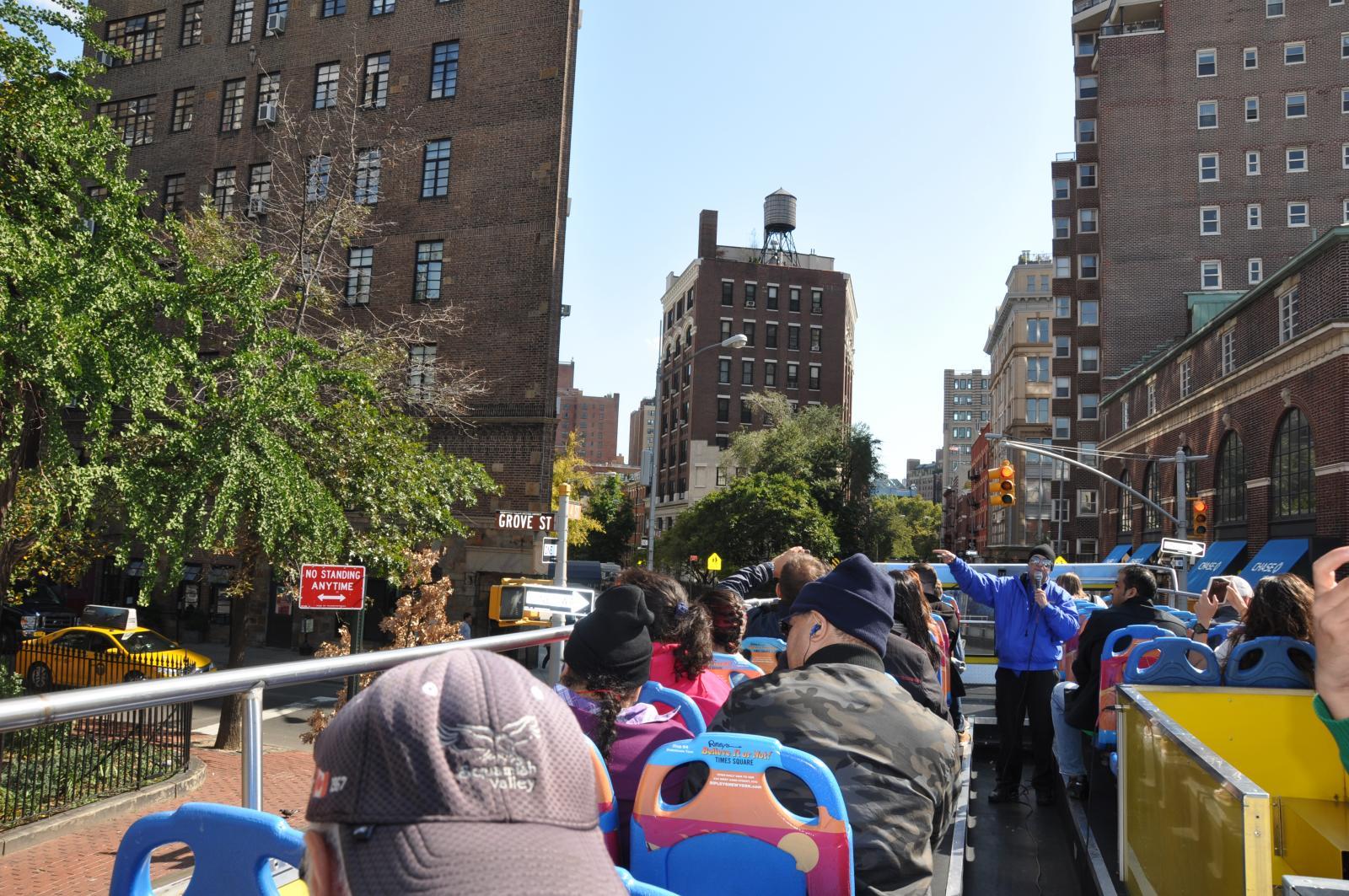 Autobuses Hop on Hop off en Nueva York