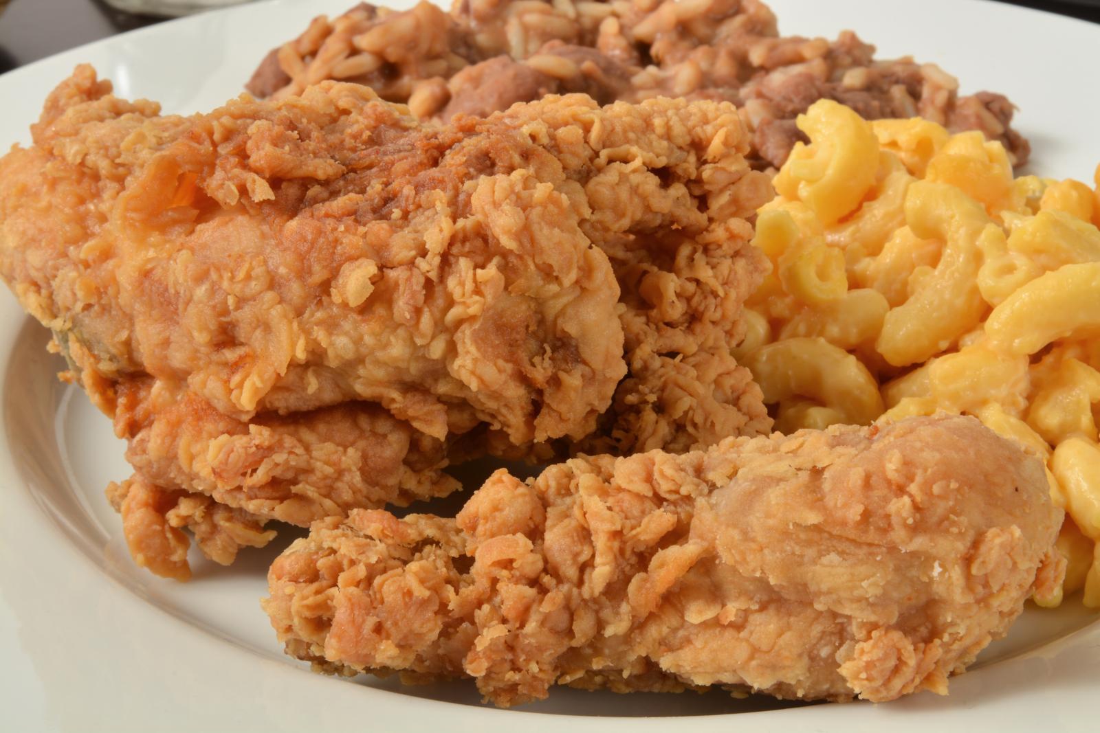 Gastronomía Soul Food en Harlem
