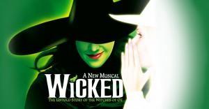 Los mejores musicales de Broadway: wicked