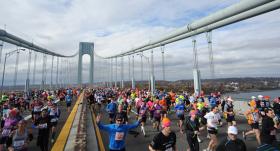 maraton en noviembre en nueva york