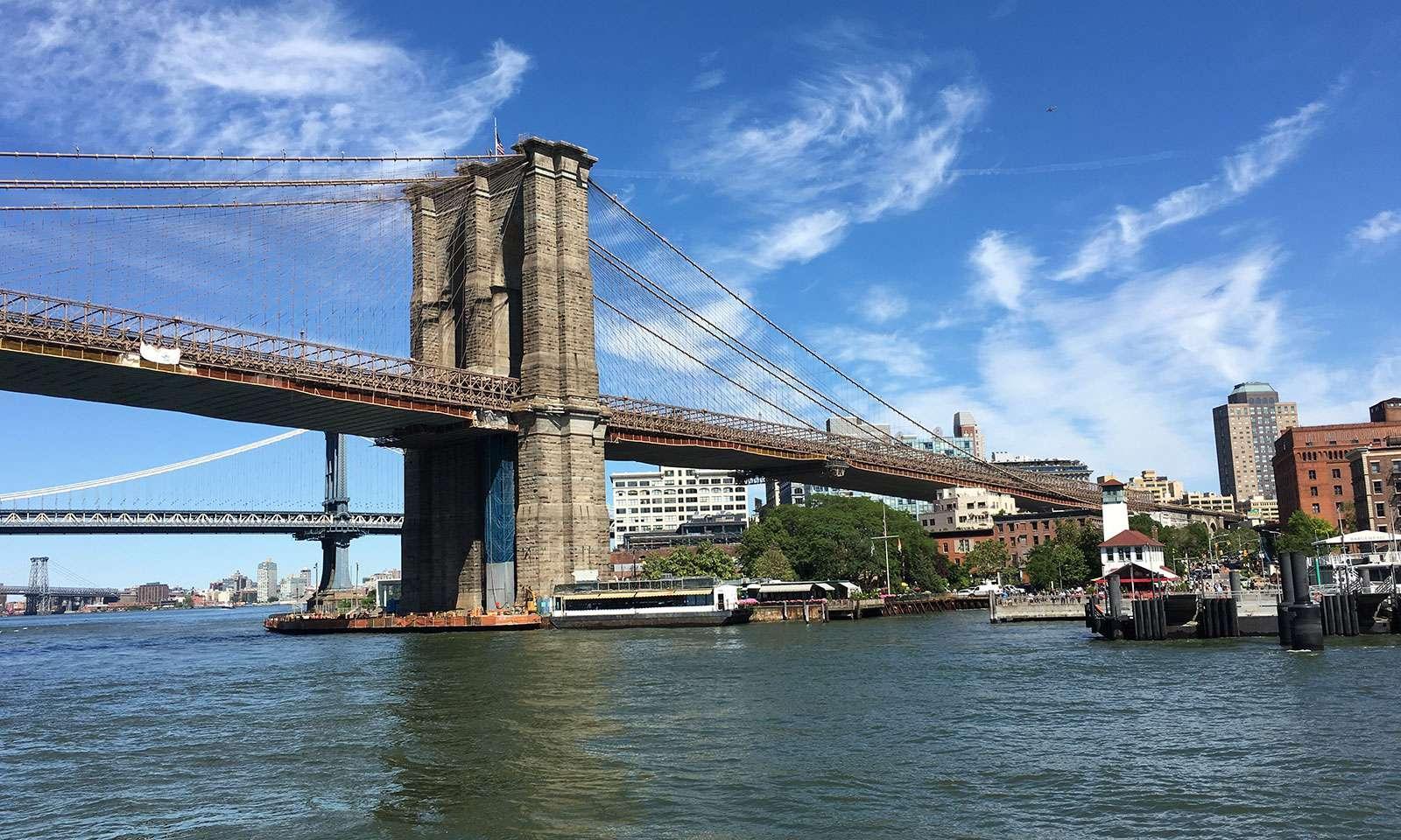 Crucero hello brooklyn en Nueva York
