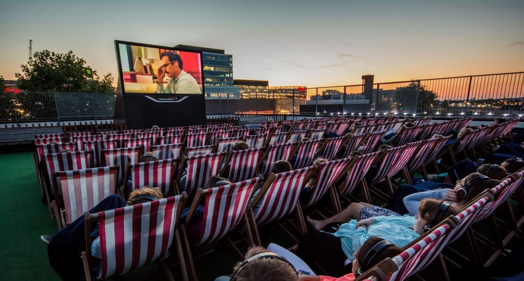 Rooftop Cinemas Los Cines Con Mejores Vistas De Nueva York