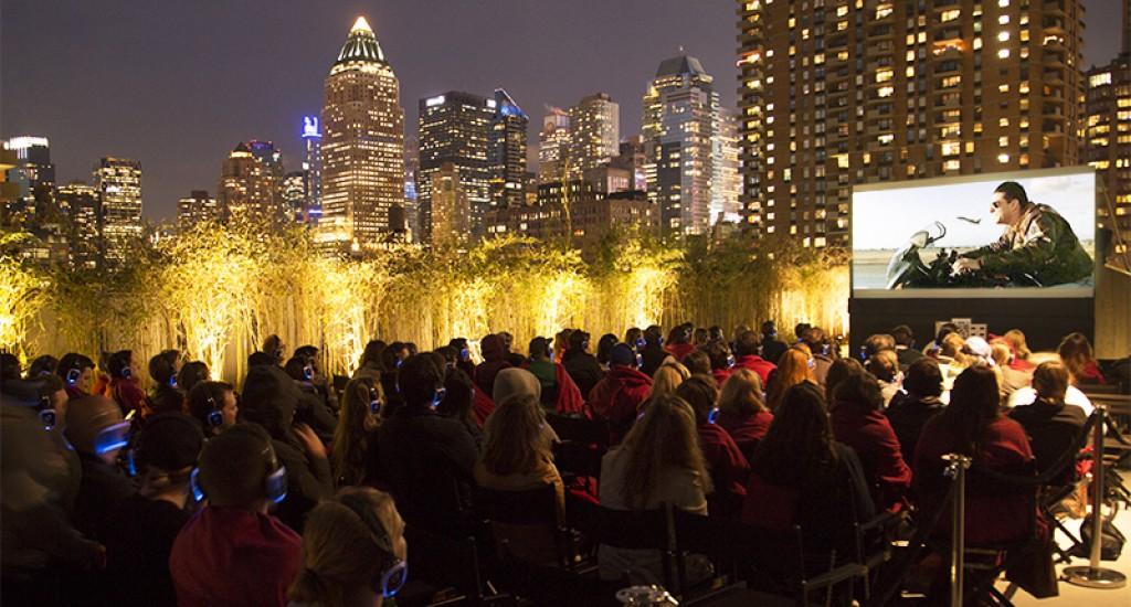 Rooftop cinema new york