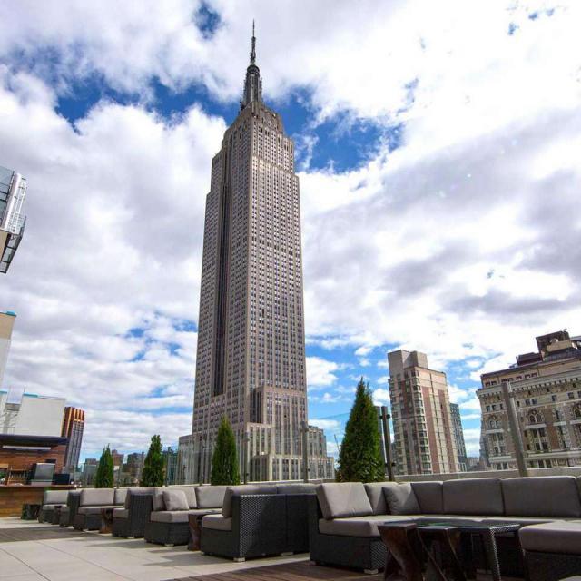 Monarch Rooftop Lounge en el Midtown