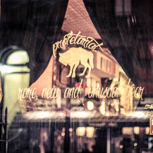 Consejo de neoyorquino: Bar «Proletariat» en el East Village