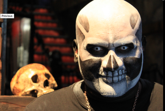 Halloween en Nueva York de miedo