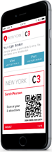 C3 City Pass New York en tu móvil